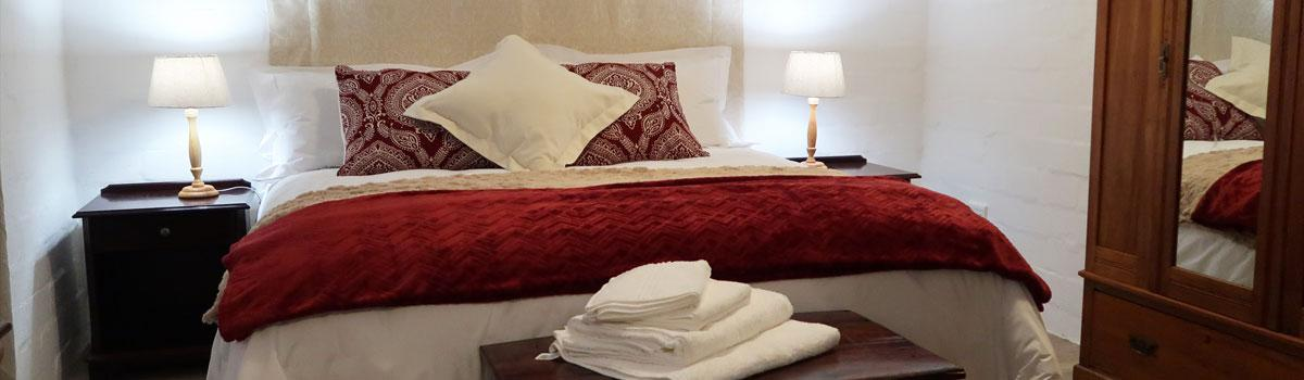 Luxury Bedroom Apartment - Hemel en Aarde Accommodation in Hermanus